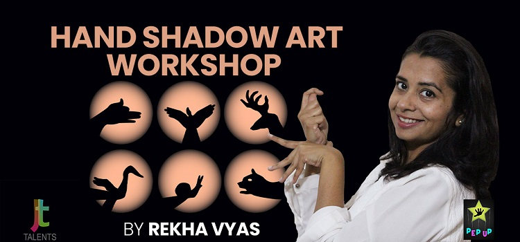 Hand Shadow Art Workshop By Rekha Vyas