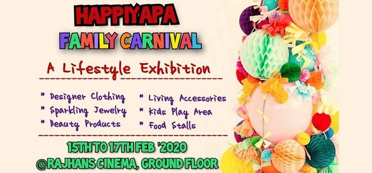 Happiyapa Family Carnival At Rajhans Cinema