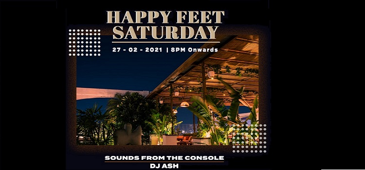 Happy Feet Saturday At Upstairs Club Panchkula