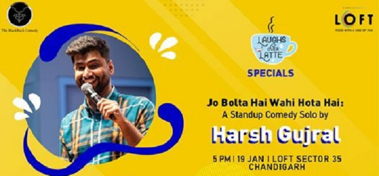 Harsh Gujral At Loft In Chandigarh