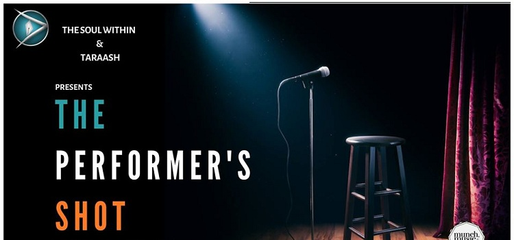 The Performer's Shot: Open Mic Event In Chandigarh by Munch Music & More