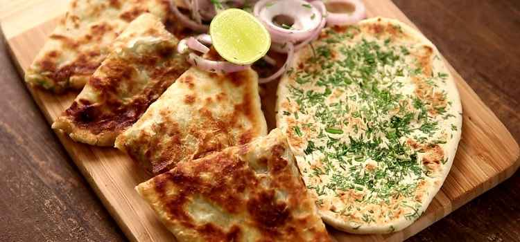 Head Over To These Joints In Gurgaon To Savor Authentic Amritsari Kulchas
