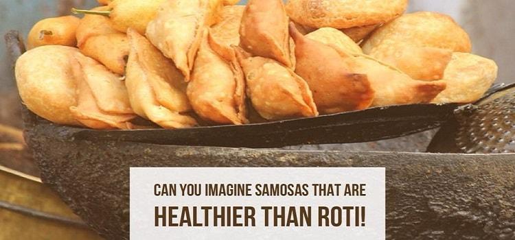 Healthy Samosas & Kachoris: Plapp's Workshop In Chandigarh