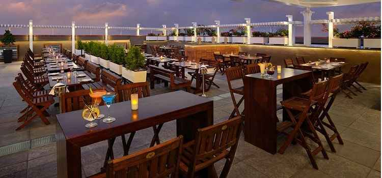 High-End Pubs In UB City Bangalore