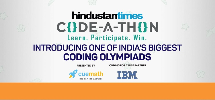 Hindustan Times Codeathon Online Event by Online Events
