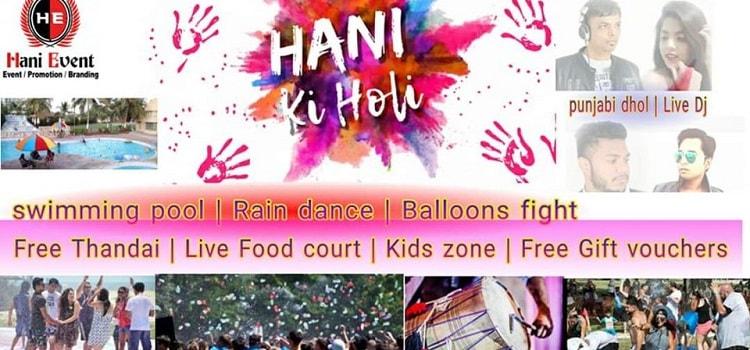 Holi Event At Pleasure Club Ahmedabad