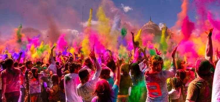Get Colourful Cause Its Rang Barse With Rangrez at Cheshma  Shahi Resorts, Chandigarh