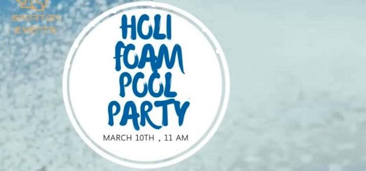 Holi Masti-Pool Party At Holiday Inn Panchkula by Holiday Inn