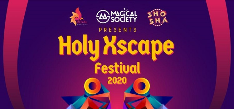 Holy Xscape Festival 2020 At Ziba Resorts Zirakpur
