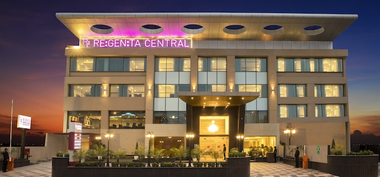 Regenta Central Cassia-All New Revolution In The Hospitality Milieu Offering Luxury In Budget!