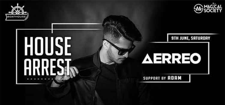 House Arrest With Aerreo At Boathouse, Elante Chandigarh!