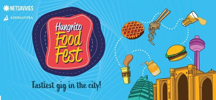 Hungrito Food Fest In Ahmedabad