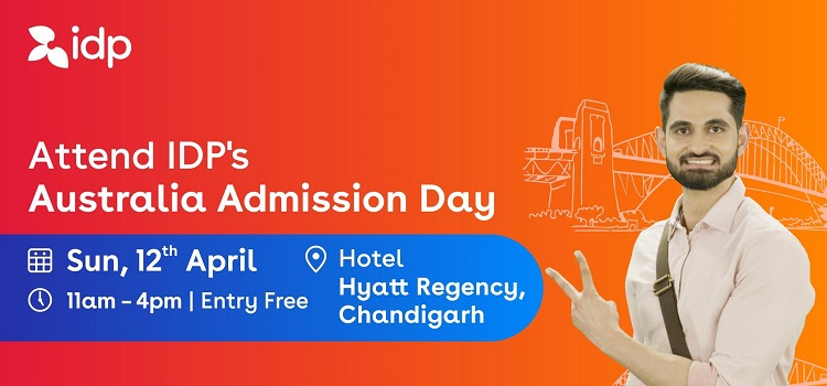 IDP's Australia Admission Day At Hyatt Chandigarh by Hyatt Regency