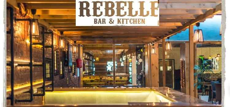 Immerse Yourself Into A Gourmet Experience With Ecstatic Rebelle Bar & Kitchen