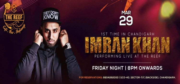 Friday night at The Reef ft. Imran Khan by The Reef