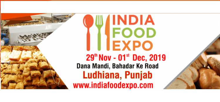 India Food Expo Ludhiana 2019