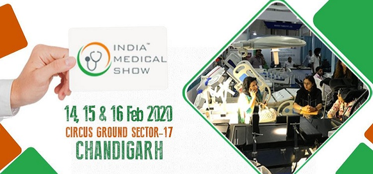 India Medical Show 2020 In Chandigarh