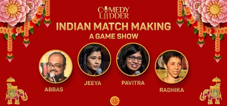 Indian Match Making - A Online Game Show