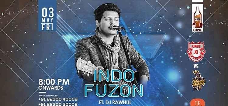 Indo Fuzon Live At MOBE Elante