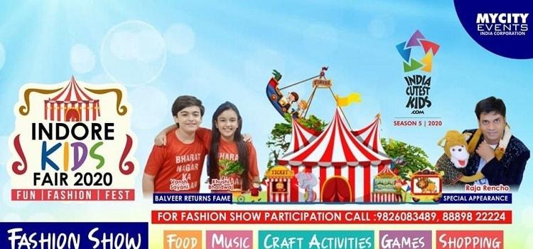 Indore Kids Fair 2020