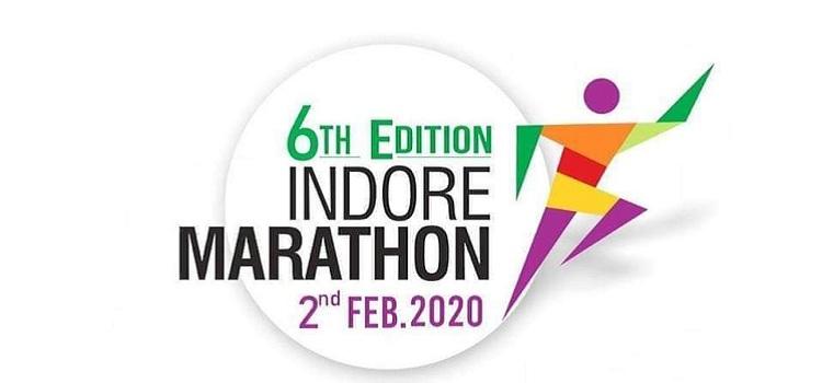 Indore Marathon 2020 At Nehru Stadium