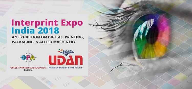 Interprint Expo India 2018 In Chandigarh