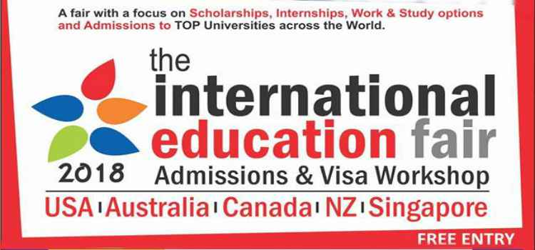 International Education Fair By Canam Conultants At Taj Chandigarh!