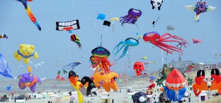 International Kite Festival 2020 In Ahmedabad