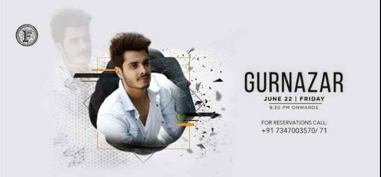 It's Time To Get Farzified With Gurnazar Live at Farzi Cafe Chandigarh!