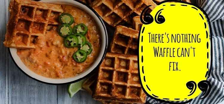 It's Waffle Time! Load Up Your Favorite Flavored Waffle At These Places In Town