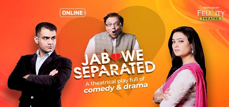 Jab We Separated Comedy Event