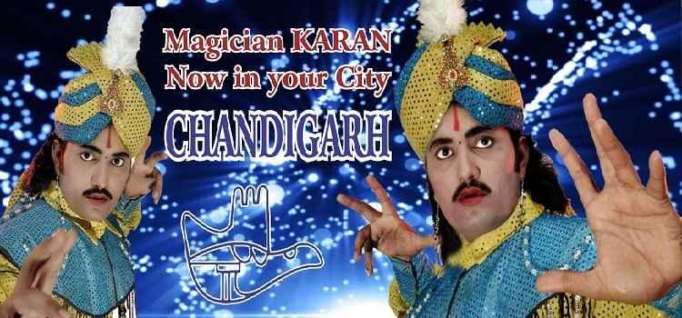 Don't Miss Jadugar Karan Magic Show In Chandigarh This December