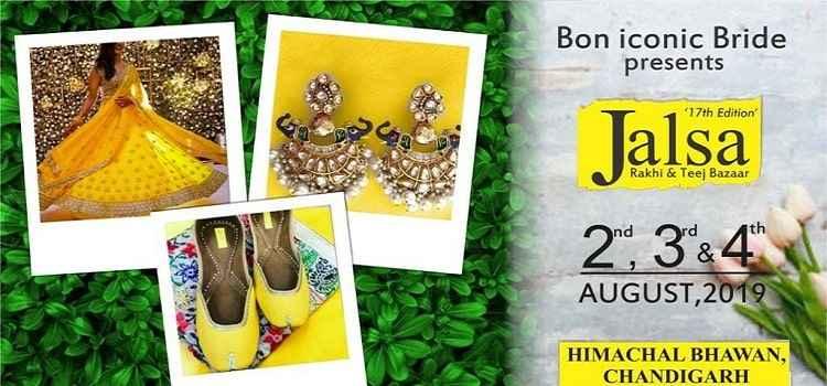 Jalsa Rakhi & Teej Bazaar at Himachal Bhawan