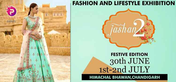 Jashan- A Fashion And Lifestyle Exhibition At Himachal Bhawan, Chandigarh!