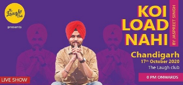 Jaspreet Singh Live At The Laugh Club Chandigarh by Laugh Club