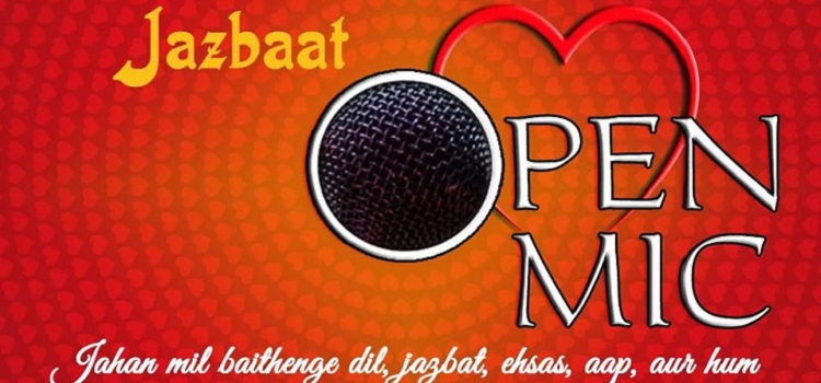 Jazbaat - Open Mic Event At Playground Chandigarh by Playground