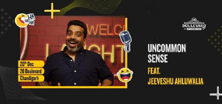 Jeeveshu Ahluwalia Live At 26 Boulevard Chandigarh