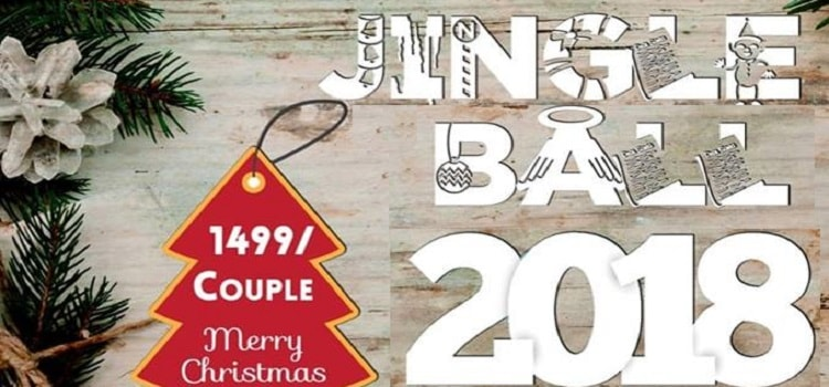 Jingle Ball 2018' At The Firangipani Country Resort