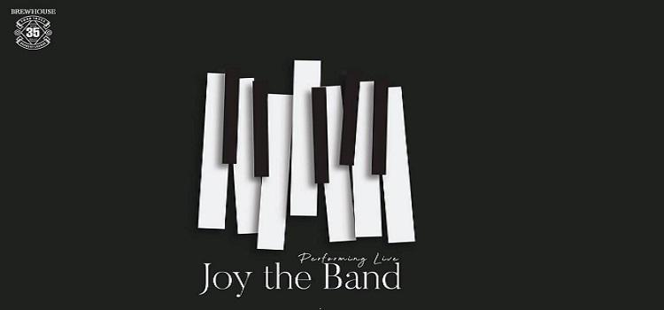 Joy The Band Performing Live At 35 Brewhouse