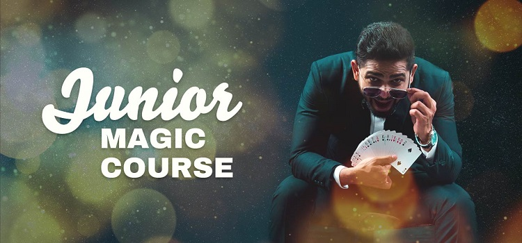 Junior Magic Online Course