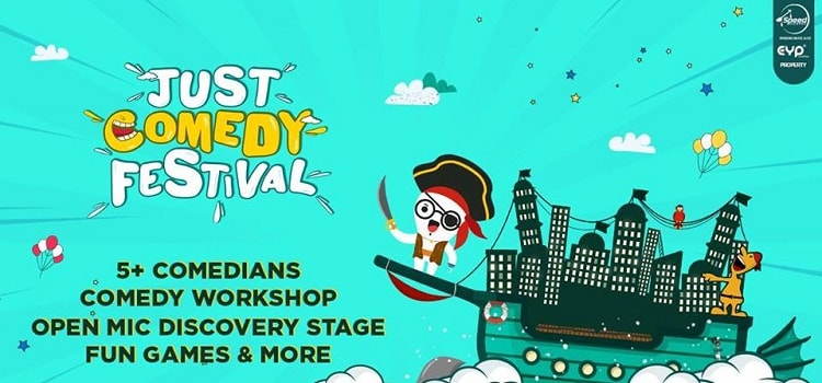 Just Comedy Festival at The Village Chandigarh
