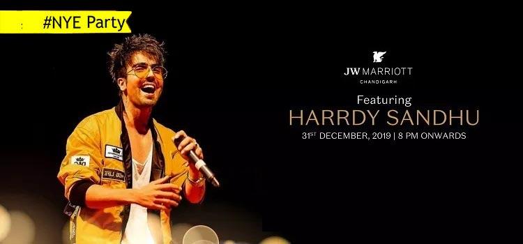 Bring In 2020 With Harrdy Sandhu At JW Marriott
