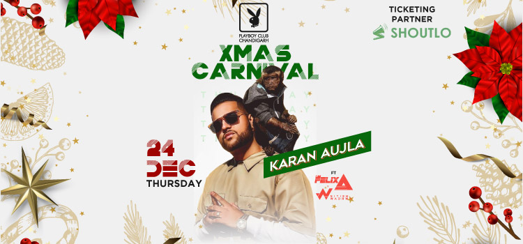 Playboy Chandigarh Christmas Party Ft. Karan Aujla