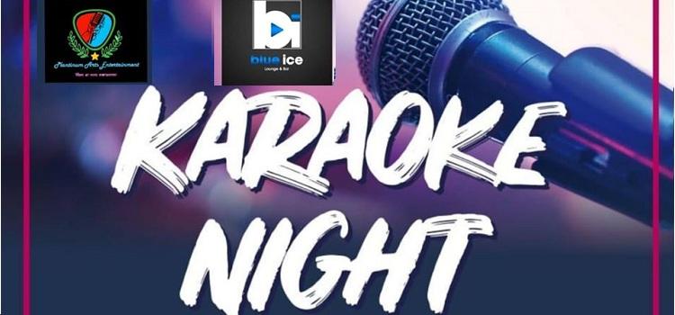 Karoke Night At Blue Ice Bar Chandigarh
