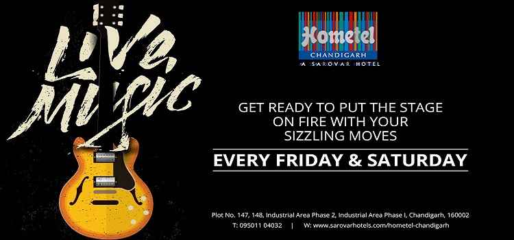 Karoke Night With Live Music At Hometel, Chandigarh