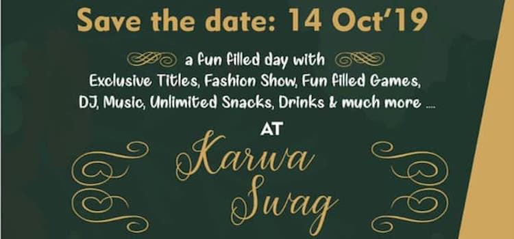 Karwa Swag at 10 Downing Street, Chandigarh