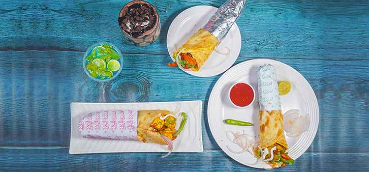 Head To These Places To Gorge On The Best Kathi Rolls In Chandigarh!