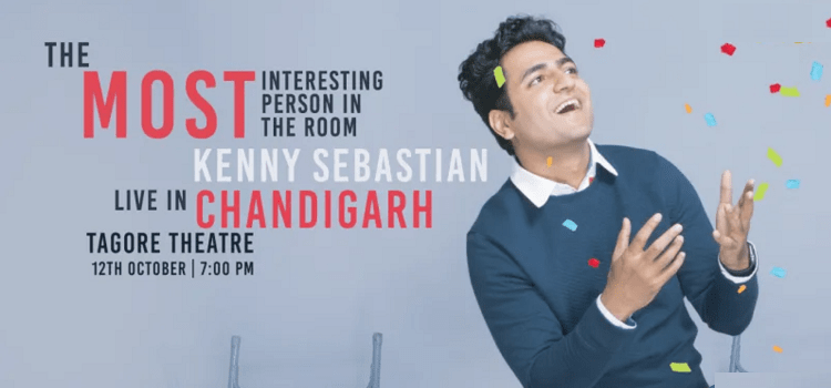 Kenny Sebastian Live In Chandigarh