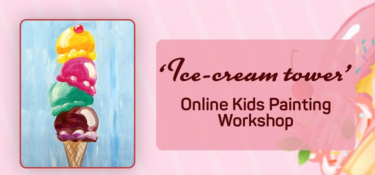 Kids Special Online Painting Workshop