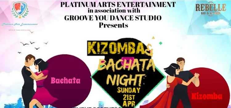 Kizomba And Bachata Night Vol 1 At Rebelle